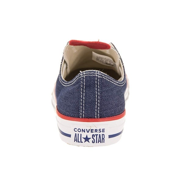 converse all star ox denim