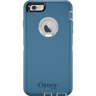 OtterBox DEFENDER Case w/ Holster For iPhone 6 Plus & 6s Plus - Deep Water BLUE