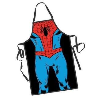 Unisex-Adult Super Hero Apron - Spider Man