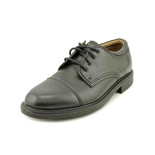 Dockers Gordon Men  Round Toe Leather Black Oxford