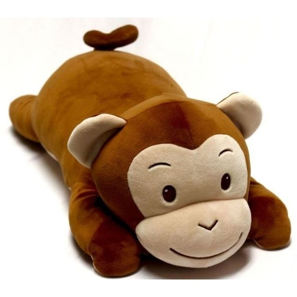 Shop Snoozimals 20in Monkey Plush Stuffed Animals By Go Games On