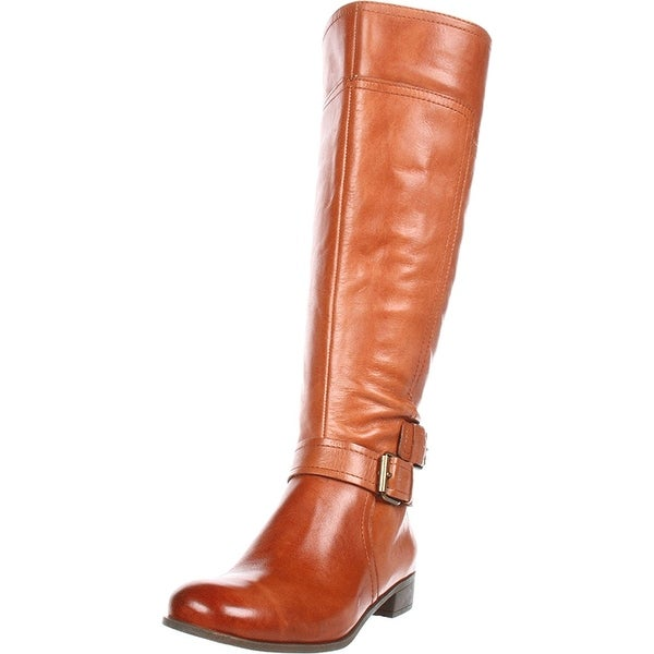 3f628908f18 Shop Nine West Women s Shiza Wide Calf Knee-High Boot - Free ...