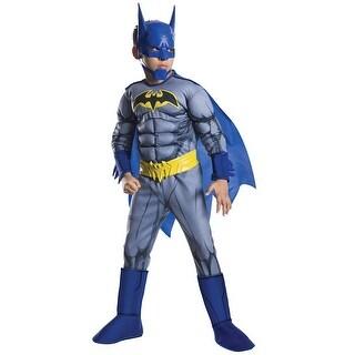 Boys Deluxe Batman Unlimited Halloween Costume
