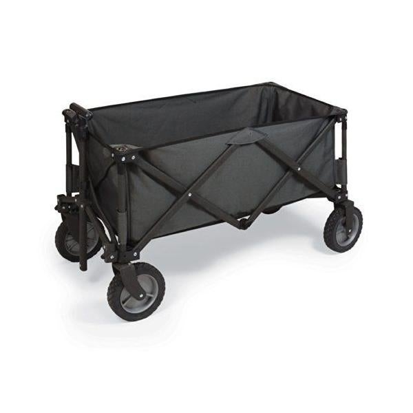 Picnic Time 739-00-679-000-0 Adventure Wagon Folding Utility Wagon