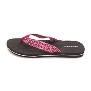Tommy Hilfiger Womens CEAWEED Open Toe Casual