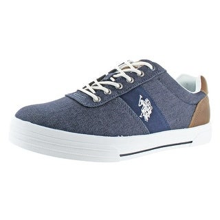 U.S. Polo Assn. Helm Men's Fashion Boat Shoe Sneakers