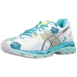 ASICS Womens Gel-Kayano Low Top Lace Up Tennis Shoes