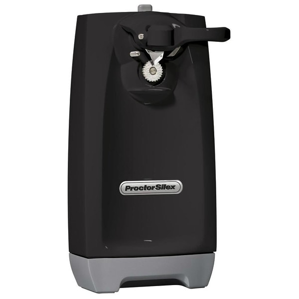 Proctor Silex 75671 Tall Can Opener, Black