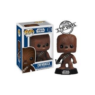 POP Star Wars Chewbacca Bobble Head