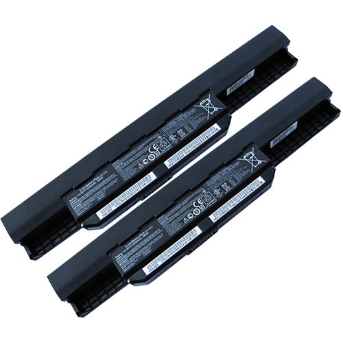 """""""Battery for Asus A32-K53 (2-Pack) Laptop Battery"""""""