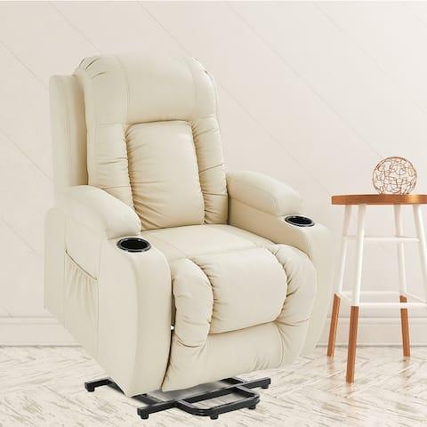 Elderly Power Lift chair Massage Recliner Chair