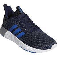 adidas Men's Questar Byd Sneaker Collegiate Navy/Blue/Raw Steel