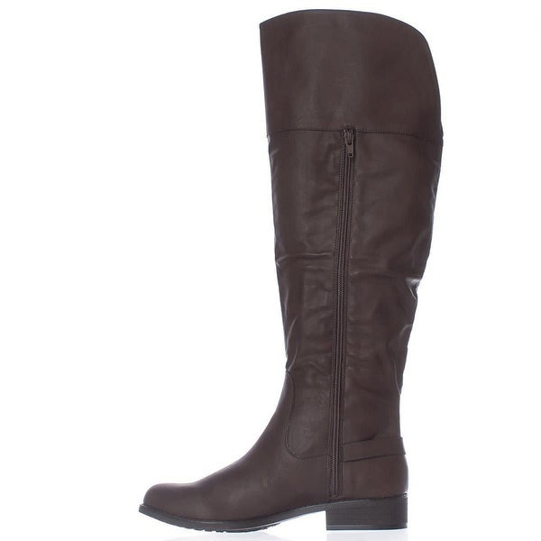 American Rag Womens Ada Closed Toe Wide Calf Knee High Fashion Boots