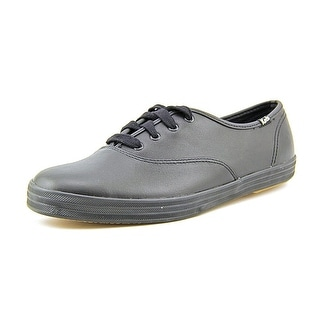 Keds Champion W Round Toe Leather Sneakers