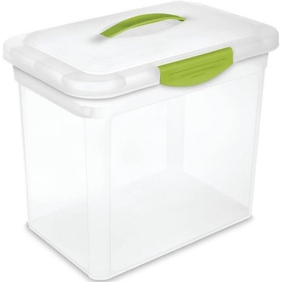 Sterilite 18962206 Storage Container, Large - Free Shipping On ...