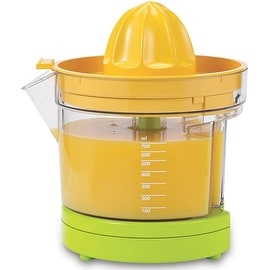 Oster FPSTJU3190W-000 Citrus Juicer With Auto Reverse, 24 Oz