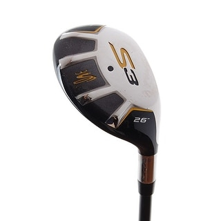 New Cobra S3 Hybrid #5 26* Aldila NV-3 65g Graphite R-Flex RH