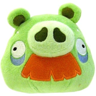 "Angry Birds 16"" Deluxe Plush Grandpa Pig - multi"