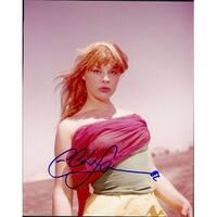 Signed Sommer Elke 8x10 Photo autographed