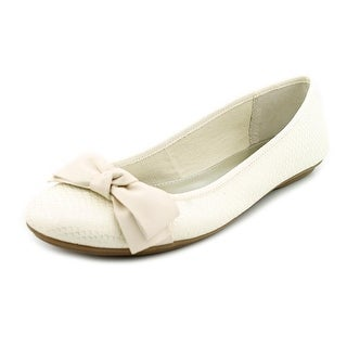 Alfani Amor Round Toe Synthetic Flats