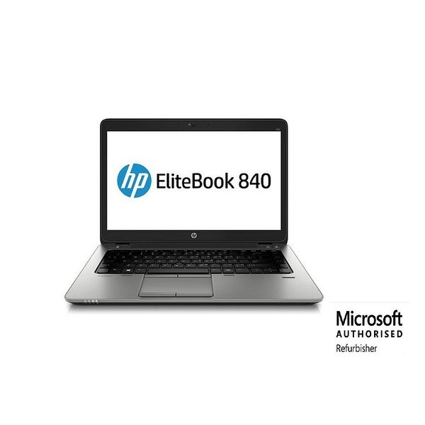 Refurbished HP 840G1, intel i5(4300U) - 1.9GHz, 16GB, 240GB SSD, W10 Pro, WiFi