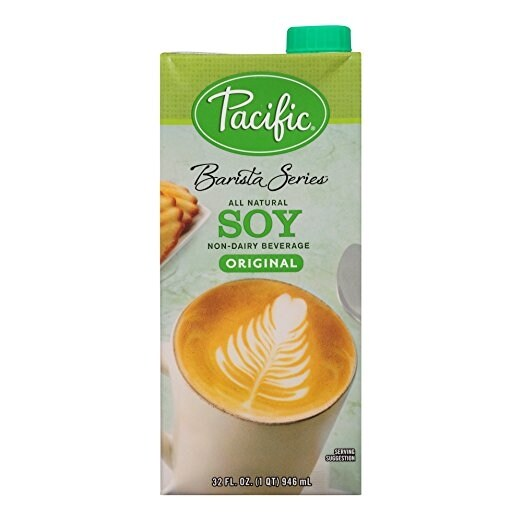 Pacific Natural Foods Select Soy - Low Fat - Case of 12 - 32 Fl oz.