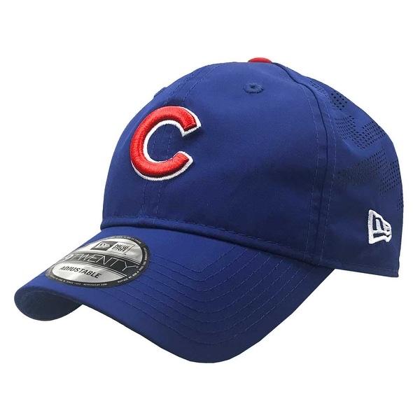 Shop New Era MLB Chicago Cubs Alt. Batting Practice Baseball Hat 9Twenty Cap  - Free Shipping On Orders Over  45 - Overstock - 20359209 936ab8f0225