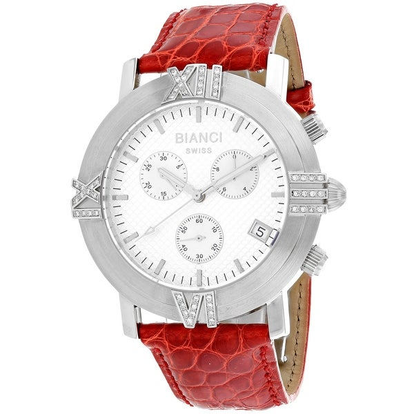 Roberto Bianci 0.25ct Diamonds Women's Medellin RB18492 Silver Dial watch