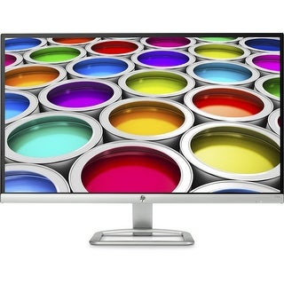 """HP 27EA 27"""" IPS with LED backlight Full HD 1-VGA 2-HDMI inputs w/ Speakers (Certified Refurbished)"""
