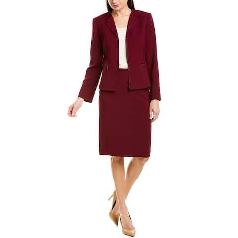 Tahari Asl 2Pc Jacket & Skirt Set