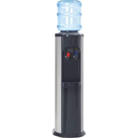 Clover B14A Hot and Cold Water Dispenser - DARK GREY