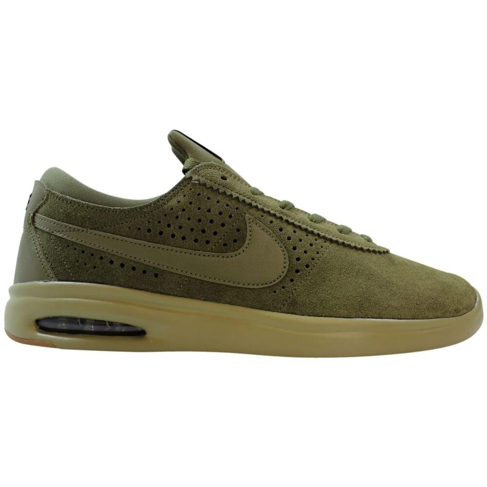 Nike SB Air Max Bruin Vapor Medium Olive 882097 200 Men's Size 11