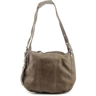 Latico Renwick Shoulder Bag Leather Shoulder Bag - Gray