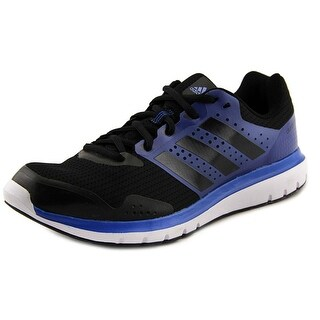 5bfb3cb45ae Shop Adidas Duramo 7 Men Round Toe Synthetic Black Trail Running - Free  Shipping Today - Overstock.com - 15996209