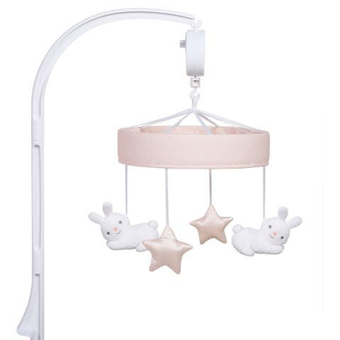 Cottontail Cloud Musical Crib Mobile - 15 in x 24 in x 10 in