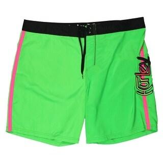 Hurley Mens OG Loyalty Applique Logo Drawstring Board Shorts