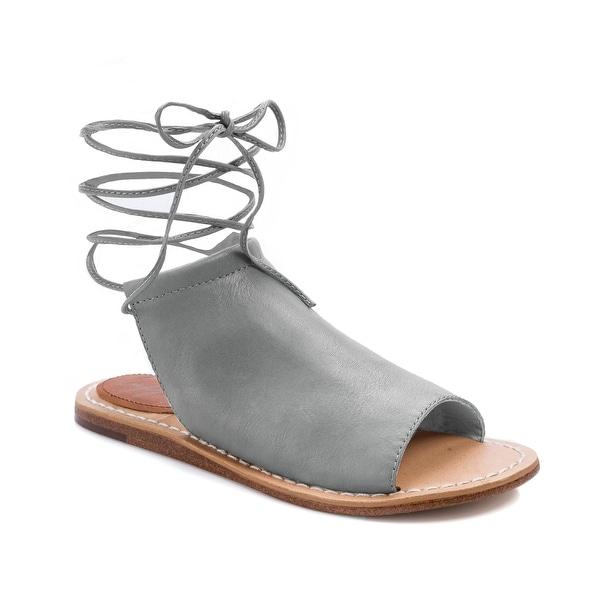 Latigo Vin Women's Sandals & Flip Flops Mist Grey