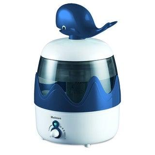 Holmes HUL2622W-UM Kids Mist Control Cool Mist Ultrasonic Whale Humidifier - Blue