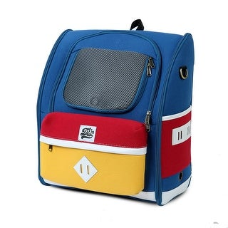 DOGISMILE Portable Comfort Small Dog Cat Carrier Backpack Less Than 20 Pounds Pet