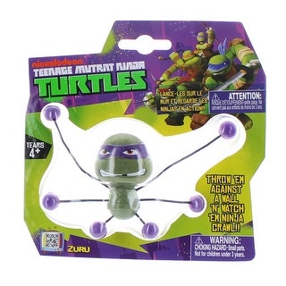 Teenage Mutant Ninja Turtles Creepeez Wall Crawler: Donatello - multi