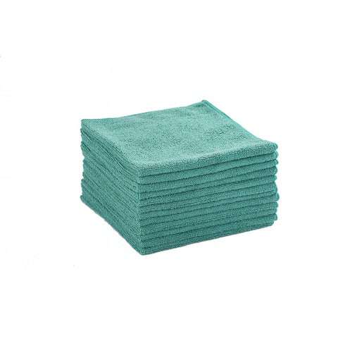 Dri Professional Extra-Thick Microfiber Cleaning Cloth - 16 in x 16 in - 72 Pack