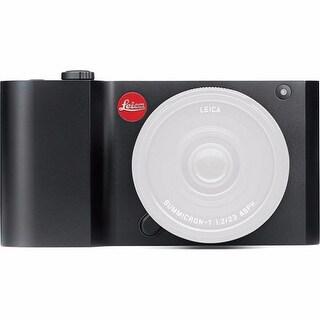 Leica T Mirrorless Digital Camera (Black)