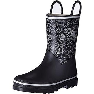Western Chief Boys Reflective Toddler Rain Boots