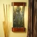 Adagio Cascade Springs Wall Fountain Green Solid Slate - Thumbnail 0