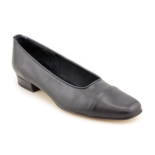 Vaneli Frankie N/S Square Toe Leather Flats