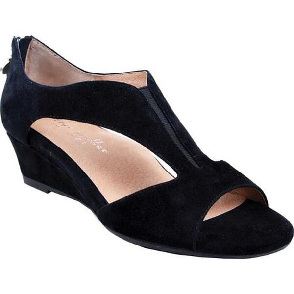 770d7a594b7 Shop Bettye Muller Concept Women's Shaye Slip On Sandal Black ...