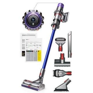Dyson V11 Torque Drive Cord-Free Vacuum Cleaner - Comes w/ Torque Drive Cleaner Head and Manufacturer's Warranty