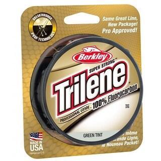 Berkley Trilene 100% Fluorocarbon Fishing Line (200 yds) - Green Tint - 10 lb. Test