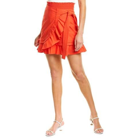 Tanya Taylor Dawson Mini Skirt