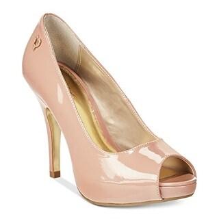 Thalia Sodi Womens Cereza Peep Toe Classic Pumps